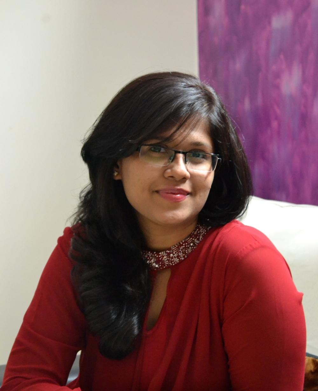 Pooja Vinay - Founder, Indulge Cupcakes