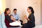 WomenpreneursOfIndia WOI feature Swati Jagadish with her clients