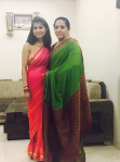 WomenpreneursOfIndia feature Shruti with her Mother-in-law