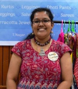 WOI-Womenpreners of India feature Bharathi