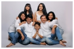 Womenpreneursofindia(WOI) feature - Krithika prasad, Founder of Kaya shastra with her famiky