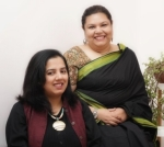 womenpreneurs of india feature - shilpi with her friend