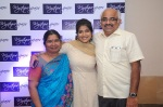 Abhinaya with parents