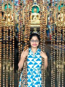 WOI feature Akshaya - founder of happy pique